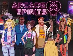 Arcade Spirits (2019, Fiction Factory Games)