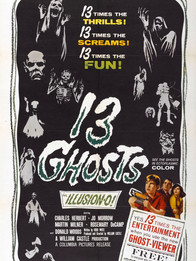 13 Ghosts (1960, William Castle)