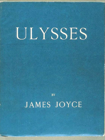 Ulysses (1922, James Joyce)