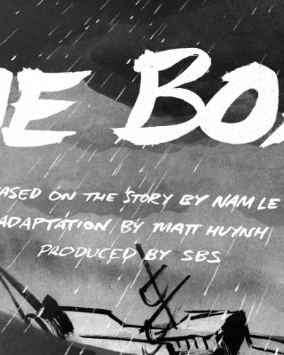 The Boat (2016, Matt Huynh & Nam Le)