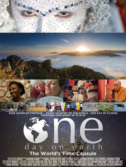 One Day On Earth, A Day In The Life. ( 2010)