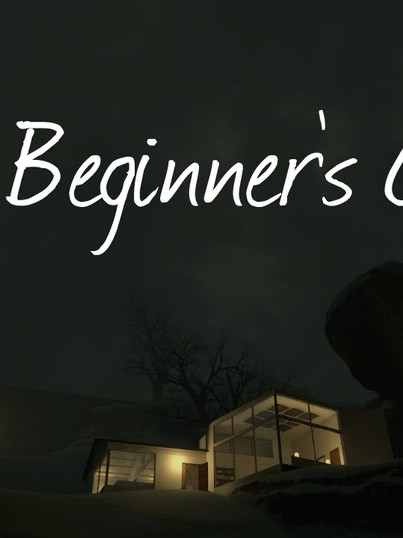 The Beginner's Guide (2015, Everything Unlimited)