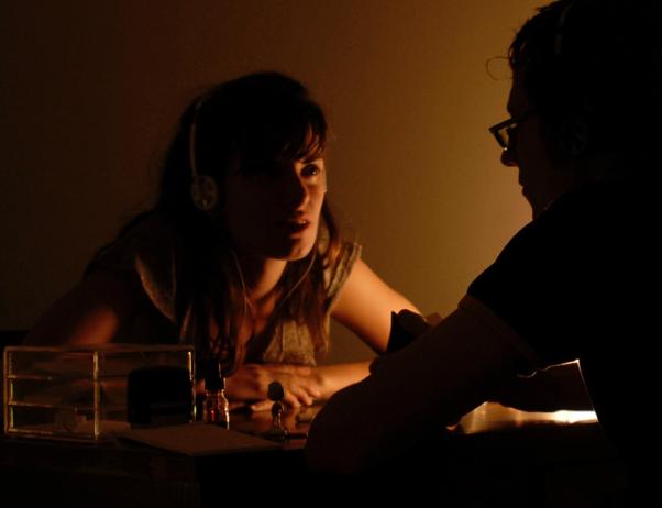 Etiquette (2008, Autoteatro)