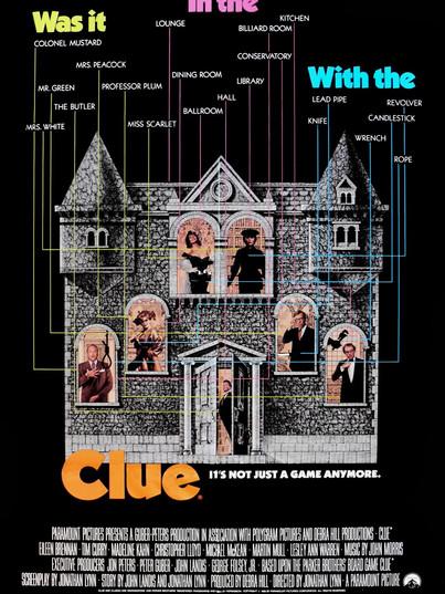 Clue (1985, Jonathan Lynn)