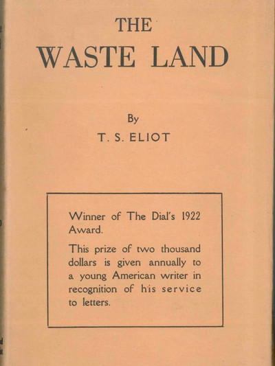 The Waste Land (1922, T.S. Eliot)