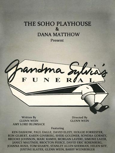 Grandma Sylvia's Funeral (1994, Glenn Wein)