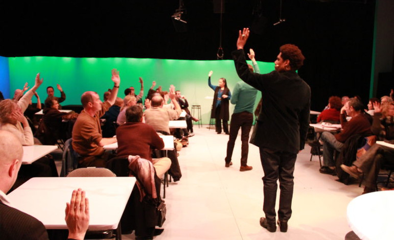 How Much Is Enough (2011, The Foundry Theatre)