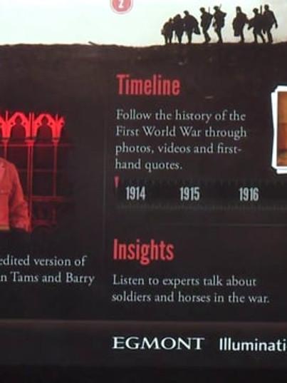 War Horse (2012, Touch Screen Inc)
