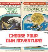 Choose Your Own Adventure Books (1979-1998, Bantam Books))