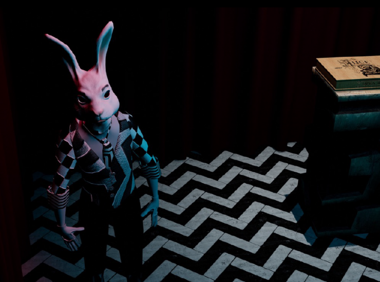 Alice, the Virtual Reality Play (2017, Sylvain Hayot)