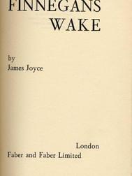 Finnegan's Wake (1939, James Joyce)