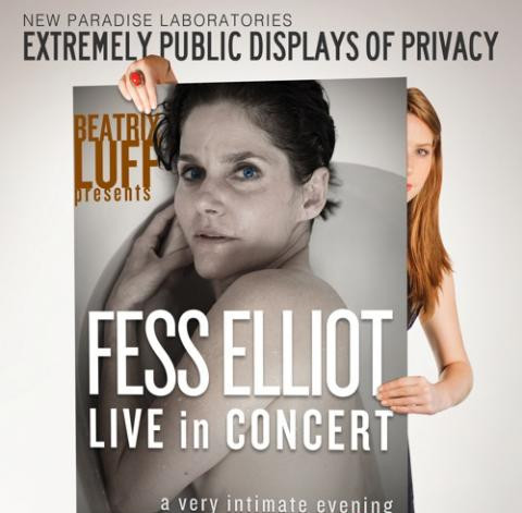Extremely Public Displays of Privacy (2011, New Paradise Laboratories)