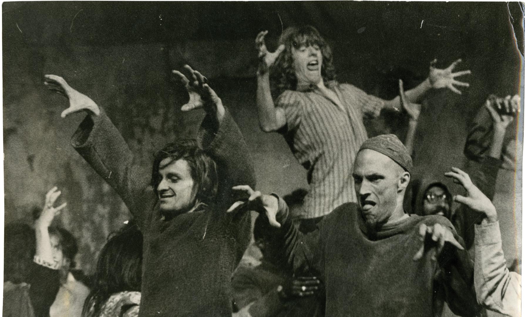 Paradise Now (1968, Julian Beck, Judith Malina)