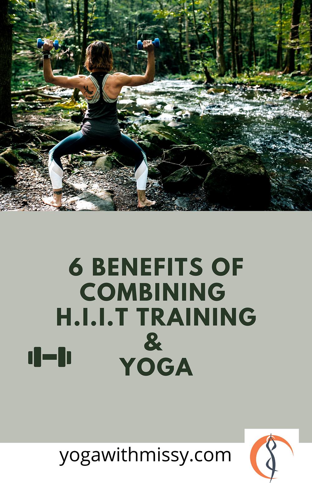 HIIT Training and Yoga Benefits