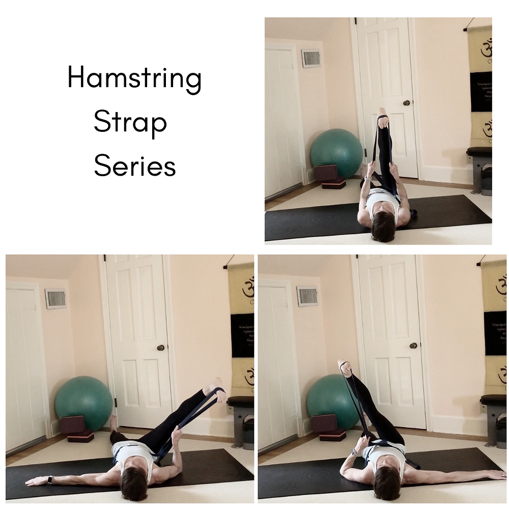 Hamstring and Hip stretches
