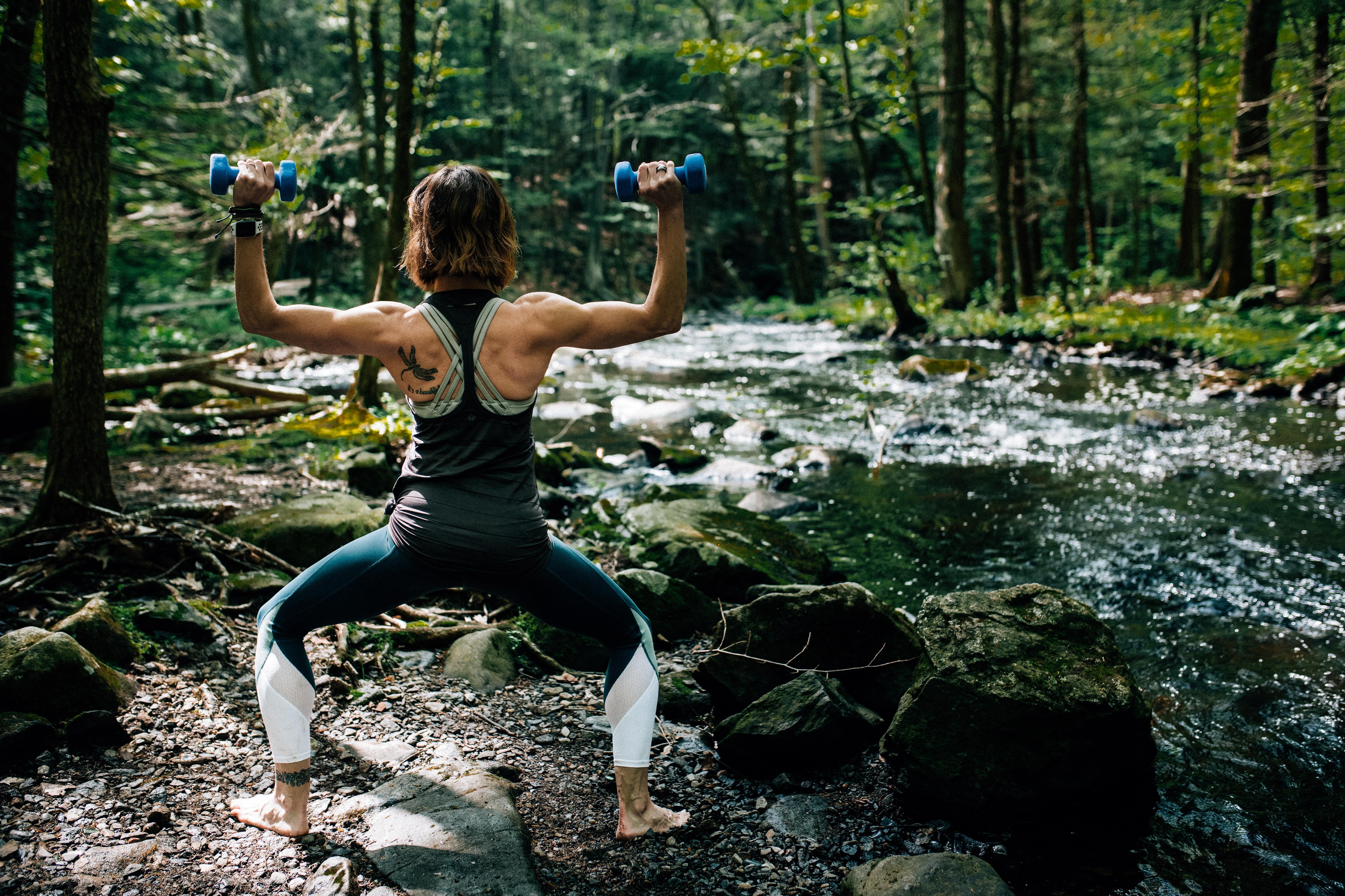 H.I.I.T & Yoga