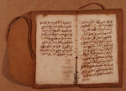 Maliki Texts in the Americas in the 19th Century
