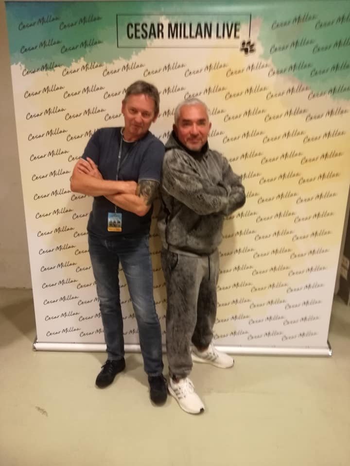 2019 Meet & Greet bei Cesar Milan