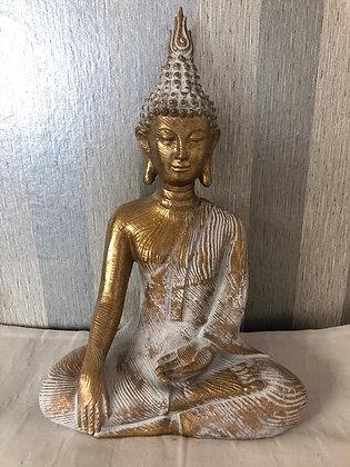 Buda dorado y decapé sh083