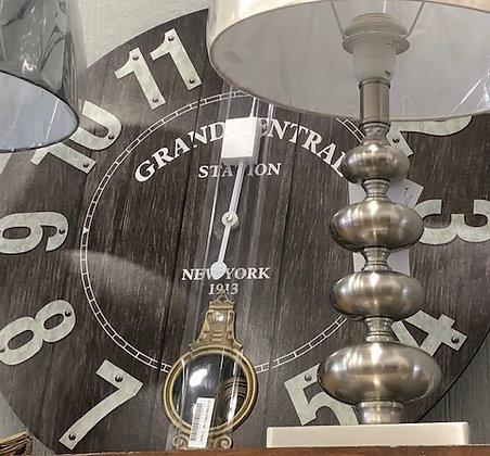 Reloj pendulo wengue