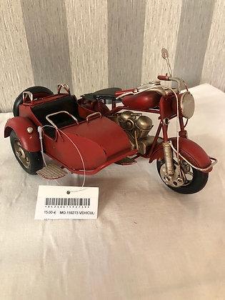 Vehículo de metal mo-159273