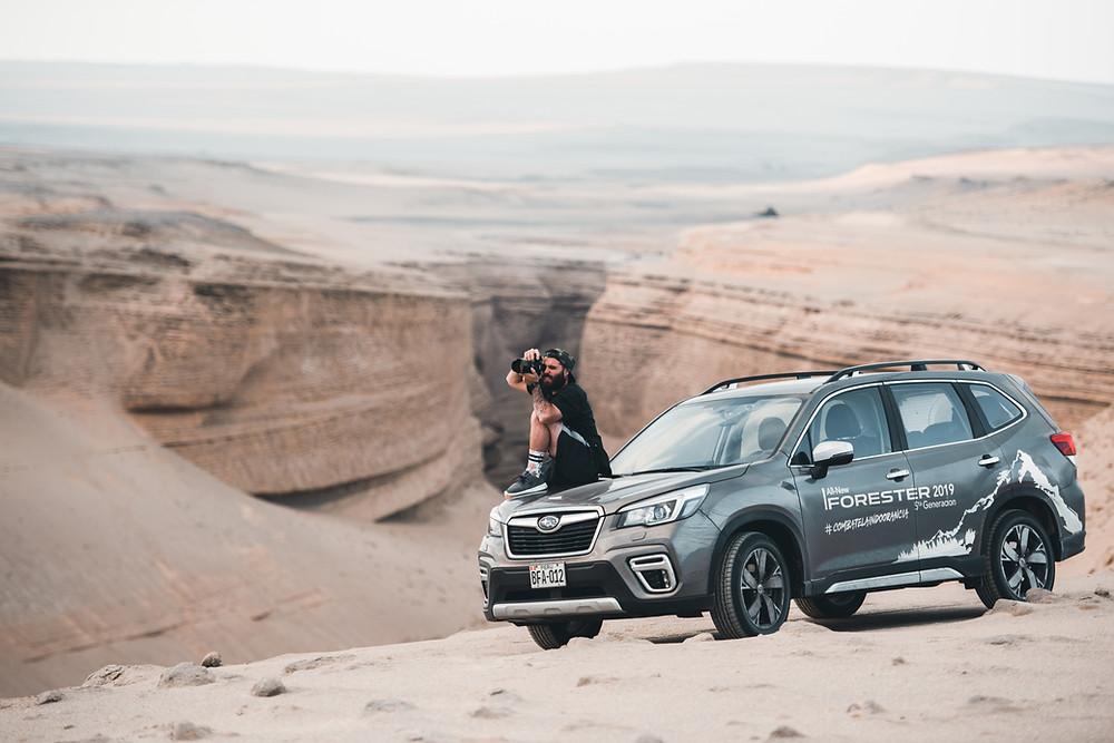 Viajar el Peru con Subaru