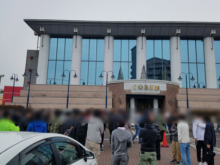 2月25日(日)「確定演出調査隊」取材がやってくるCORE21川尻店を調査!撮影は成功したのか!?