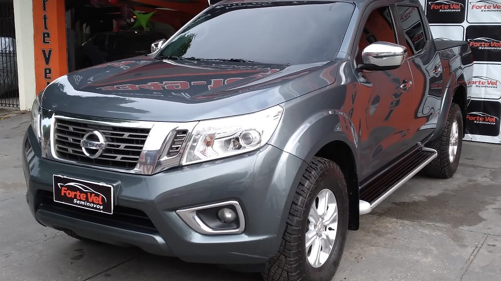 NISSAN FRONTIER XE 2.3 TURBO DIESEL AT 4x4 2018/2019