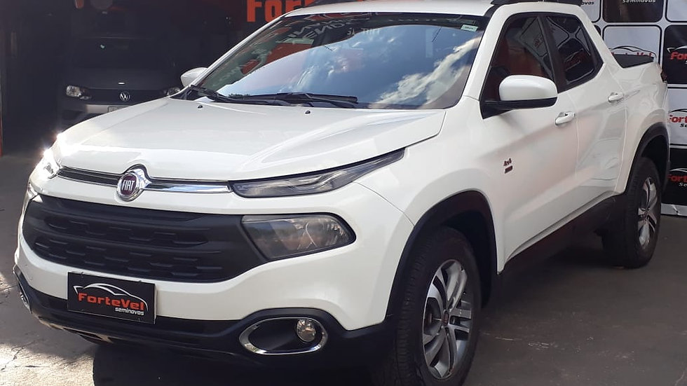 FIAT TORO FREEDOM 2.0 TURBO AT9 4x4 DIESEL 2018/2019