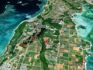 農業用に購入した宮古島の土地、広大です