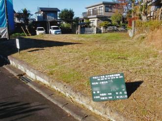 相続した茨城の2つの土地、できればまとめて買ってください
