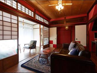 鎌倉のリノベーション済み古民家で、民泊の継続可能です