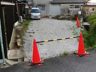 新築一戸建の開発が盛んな兵庫県の土地、駐車場としてのニーズもあります