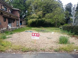 フクロウで知られる野木神社そばの土地、ぜひ素敵な家を建ててください