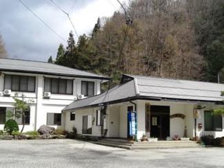 少しの修繕ですぐに営業再開できる旅館、客室は13室あります