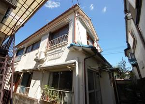 古い一軒家をシェアハウスに改装