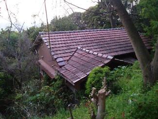 北九州の山の中、眺めのいい住居で湧き水使っています