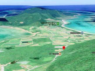 石垣島の土地、景観がよく、ペンションやグランピングをされたい方に