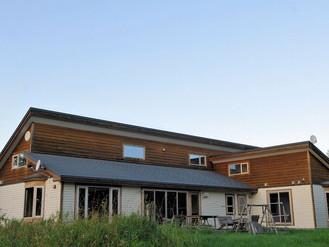 道東の壮大な土地1万㎡とオーダーメイドの平屋、北海道暮らしを夢見る人を応援したい気持ちで売ることに