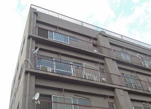築古の賃貸マンション耐震改修と全住戸スケルトンリノベーション