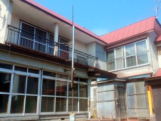 長年賃貸住宅として利用してきた青森の家、古いので要リフォームです