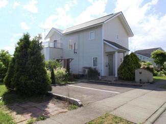ペレットストーブ1台で家全体が暖まる北海道の家、売ります