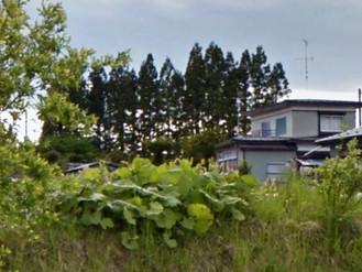 山と田んぼに囲まれた静かなところ、畑付きの空き家
