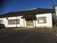 店舗と厨房はリフォーム済、鹿島港の近くです
