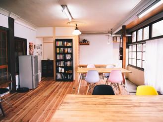 愛媛のゲストハウス兼コワーキングスペース、すぐに営業開始可能です
