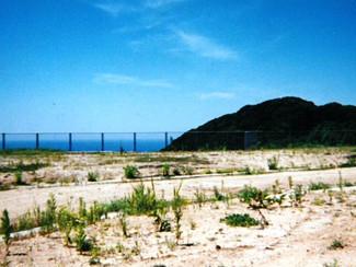 足摺岬の国立公園内の私が開発した土地売ります