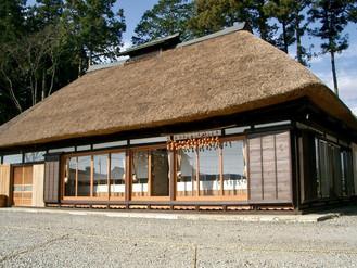 日光のかやぶき屋根の古民家カフェお譲りします、地方移住や起業におすすめ