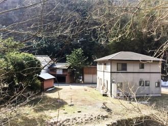 岡山から島根に移住しましたが、今度は徳島に移住するので売ります、渓流沿いの家