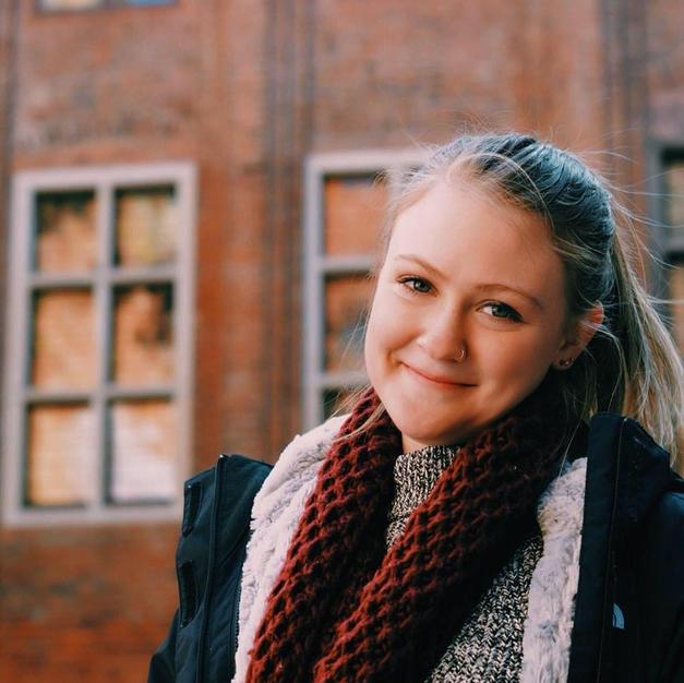 Kate Fersinger, she/her/hers
