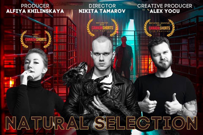 """""""Natural Selection"""" - Best Action"""